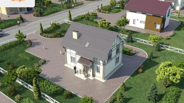 ландшафтный дизайн дачного участка в стиле английского коттеджного сада