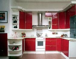 Ремонт кухни: интерьер и дизайн
