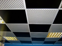 Особенности кассетных потолков