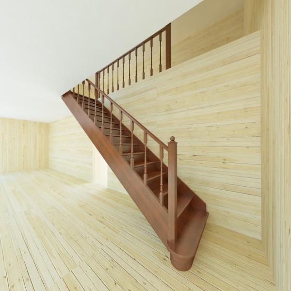 Модели лестниц: спиральная, прямая, винтовая. Обзор + Фото