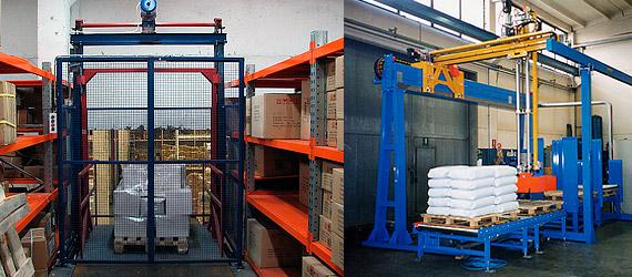 Надежное оборудование для перемещения грузов на стройках