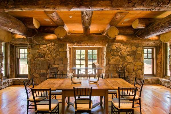 [5 Фото] Отделка деревянного дома - советы от профессионала
