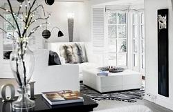 Зимний интерьер квартиры
